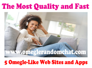 omegle like web sites