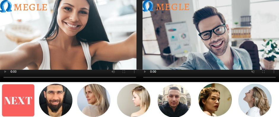 Ome TV : Omegle Alternative random video chat