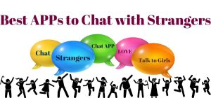 best app to chat with strangers