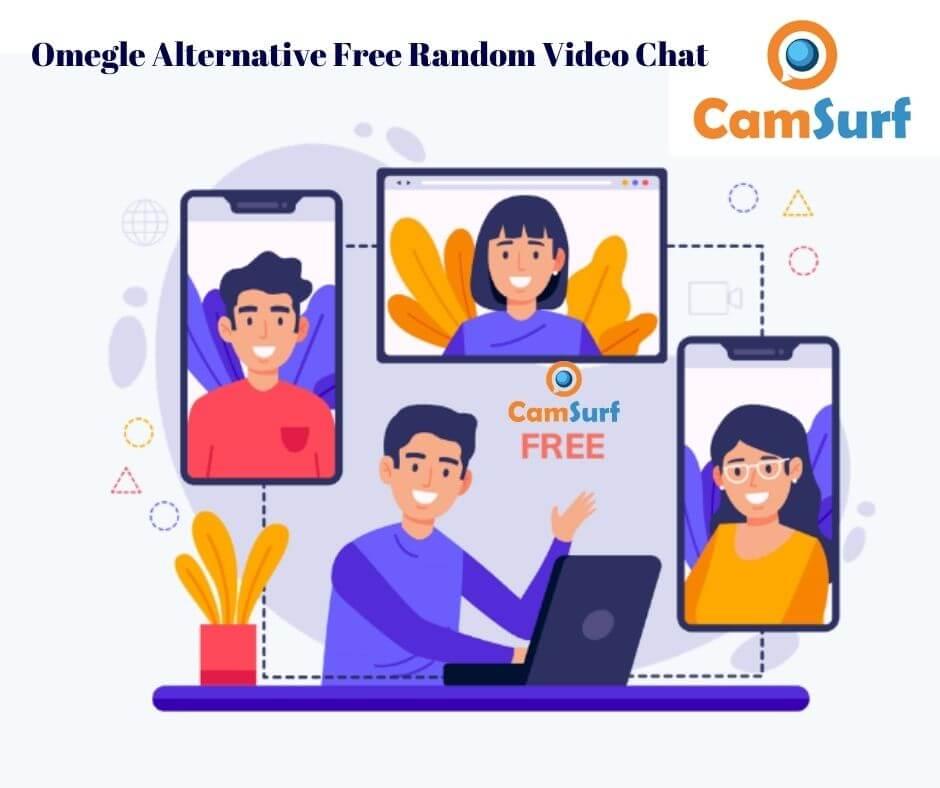 Camsurf -Omegle Alternative Free Random Video Chat