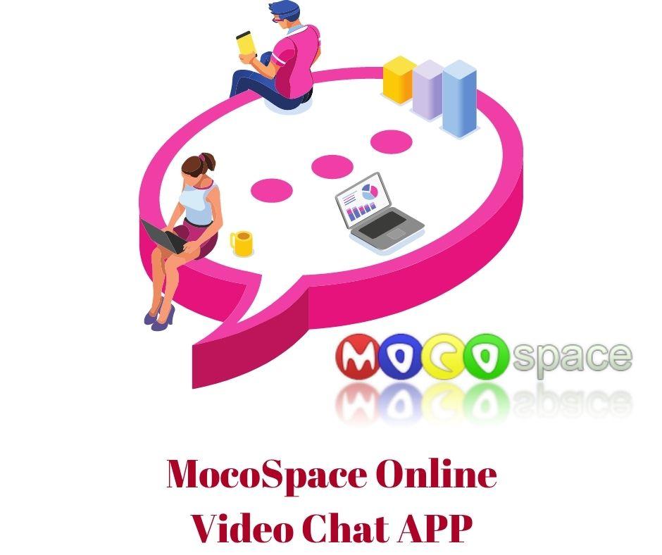 MocoSpace Online Chat App