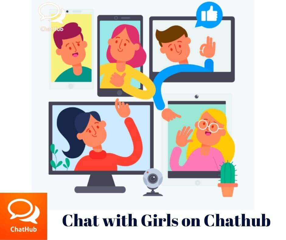Omegle Alternative Chatub - Chat with Girls